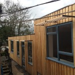extensions built for schools and hospitals in the south west