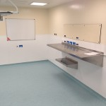 Operating Theatre in bath hospital