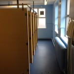 School toilet block refurbishment